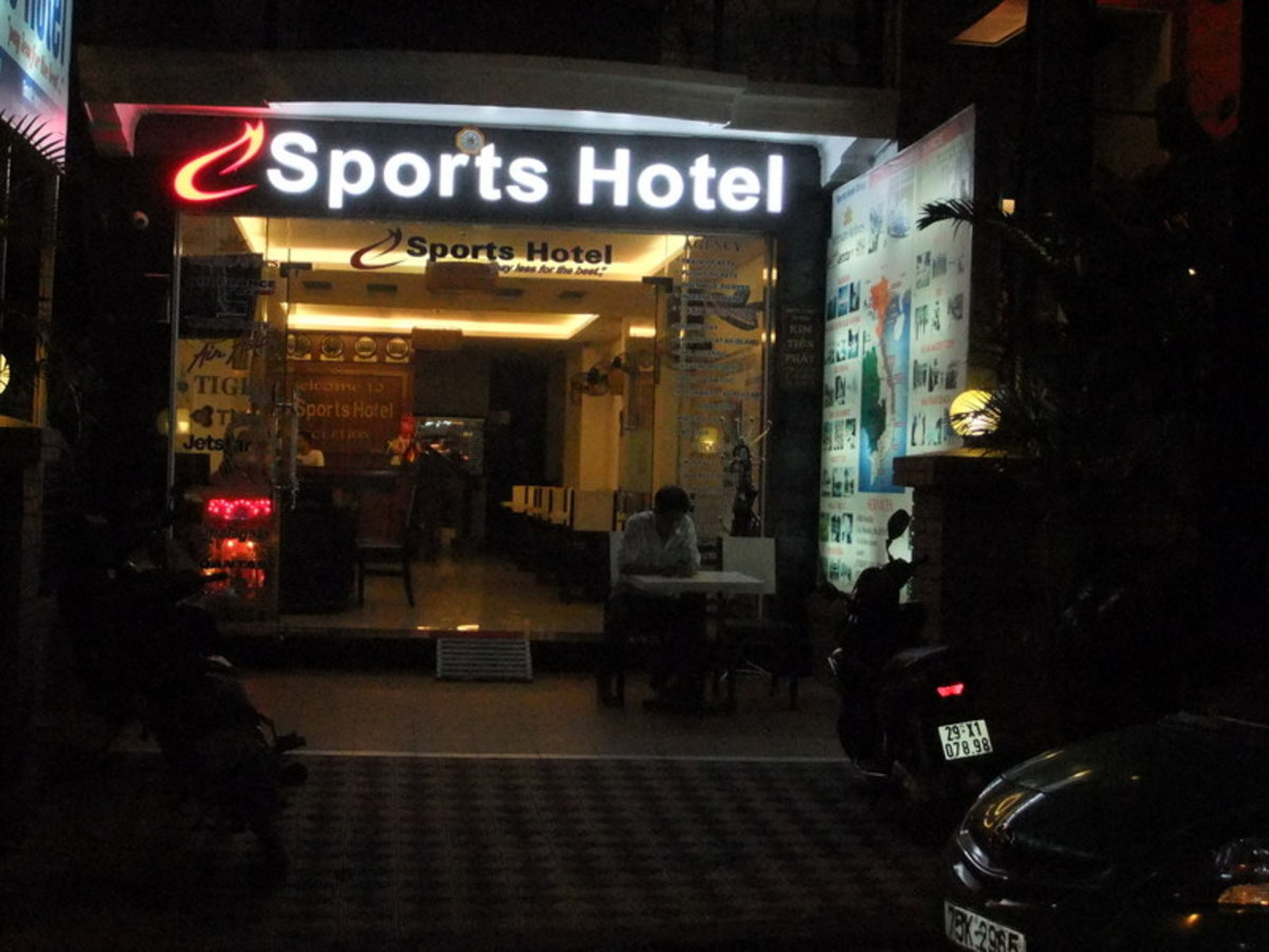 What about Sports Hotel?
