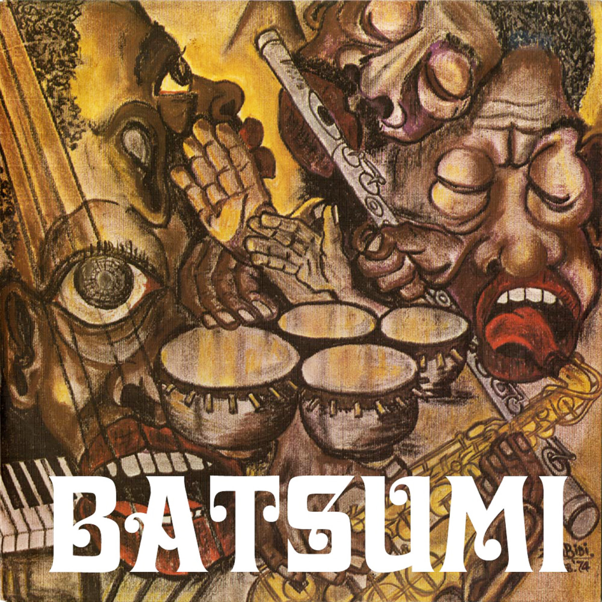 Batsumi's Cover Album