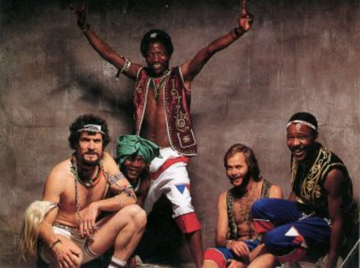 "Juluka was a South African music band form in 1969 by Sipho Mchunu and Jonathan Clegg. ""Juluka"" in Zulu means 'sweat"", and was the name of a bull owned by Mchunu"