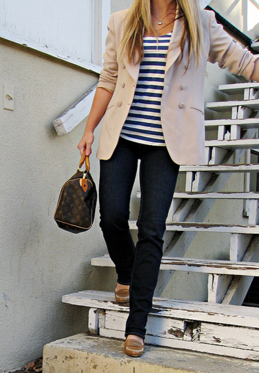 Nautical Sailor Fashion Trend for Women