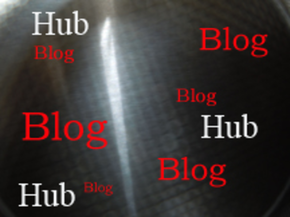 HubPages: Blogging with Benefits