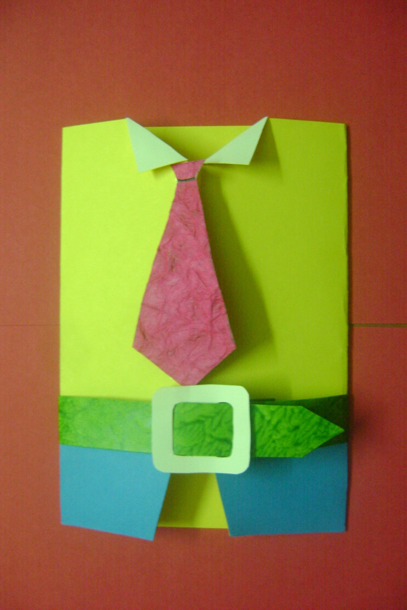 Waste to wow handmade greeting cards for men unique and easy most of us are very much dependent on e cards or e mails which in my opinion does not make the person feel the happiness that a real card does m4hsunfo