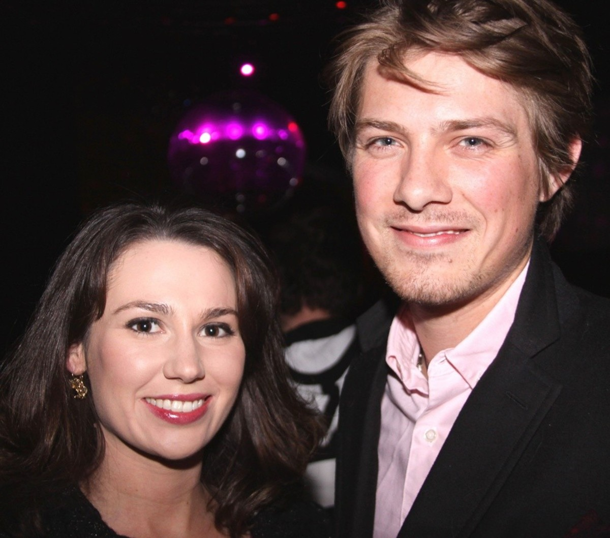 Young celebrity that is still married