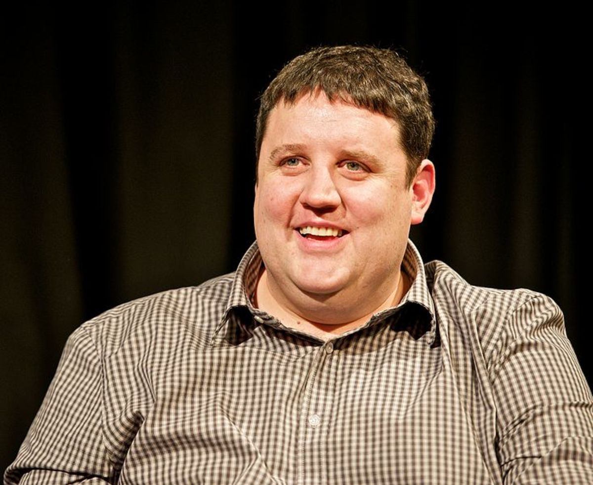 Peter Kay - still king of comedy.