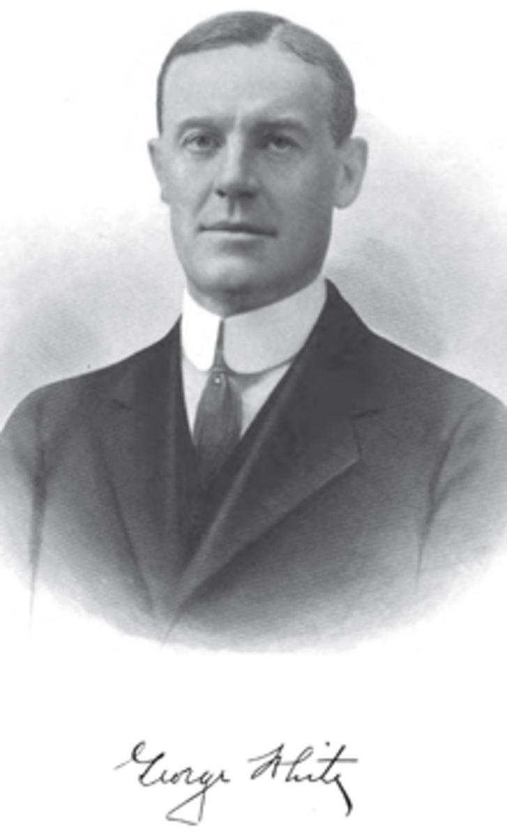 Gov. George White, 1934