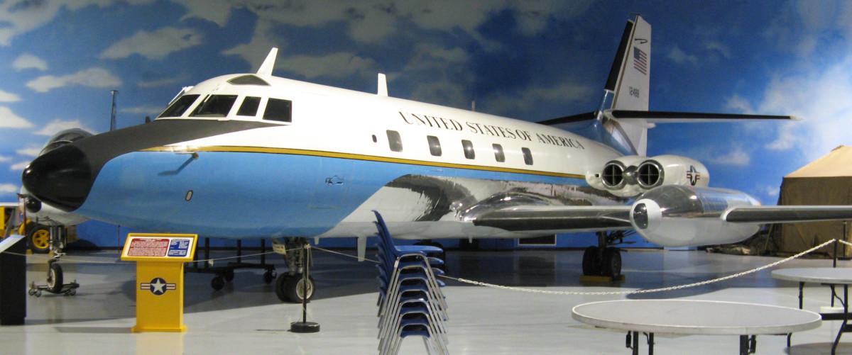 Lockheed Jetstar I