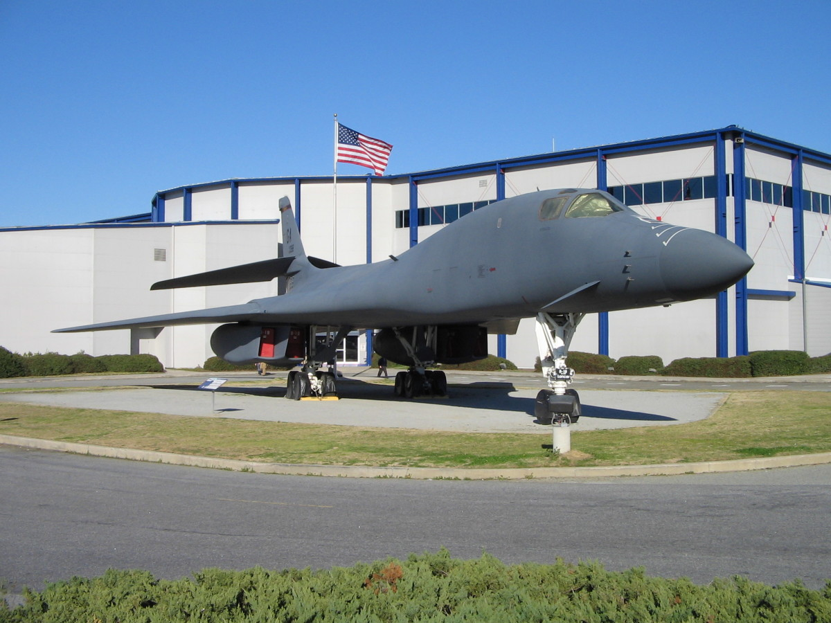 Museum of Aviation - Robins AFB
