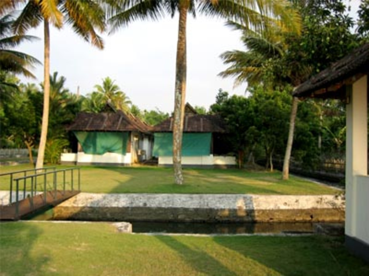 Kumbalangi Tourist Village