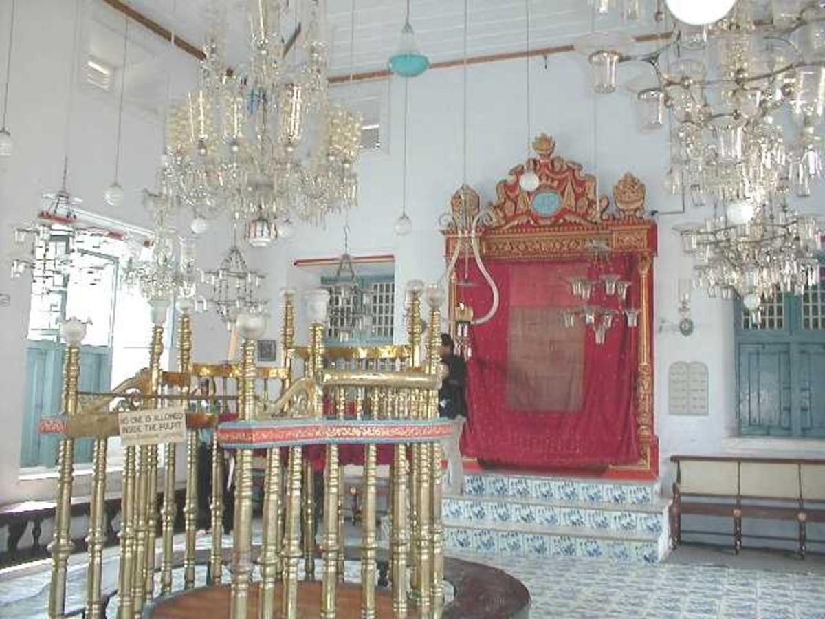 Synagouge Kochi