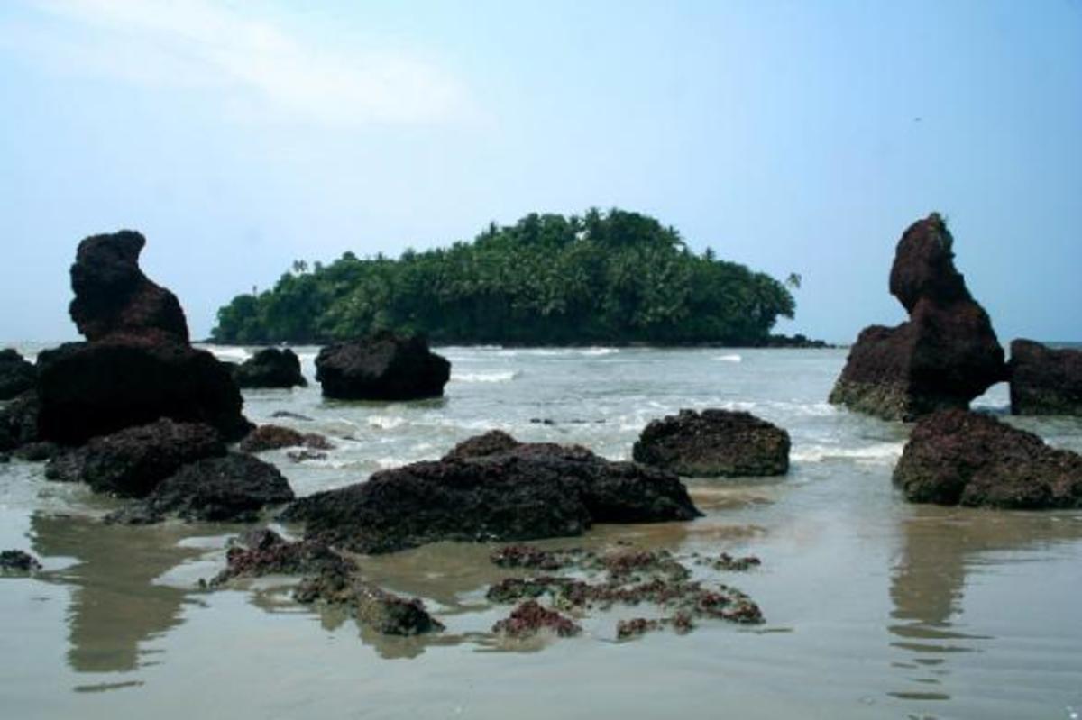 Dharmadam Island