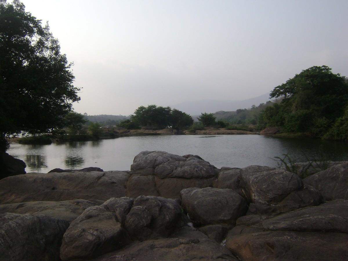 Boothanthankettu Dam