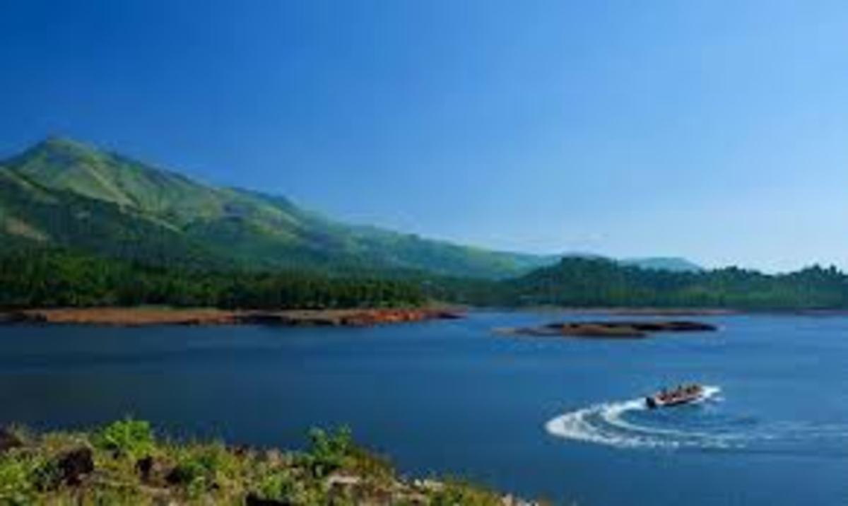 Banasura Sagar Dam, Padinjarethara