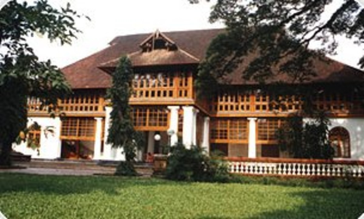 Bolgatty Palace