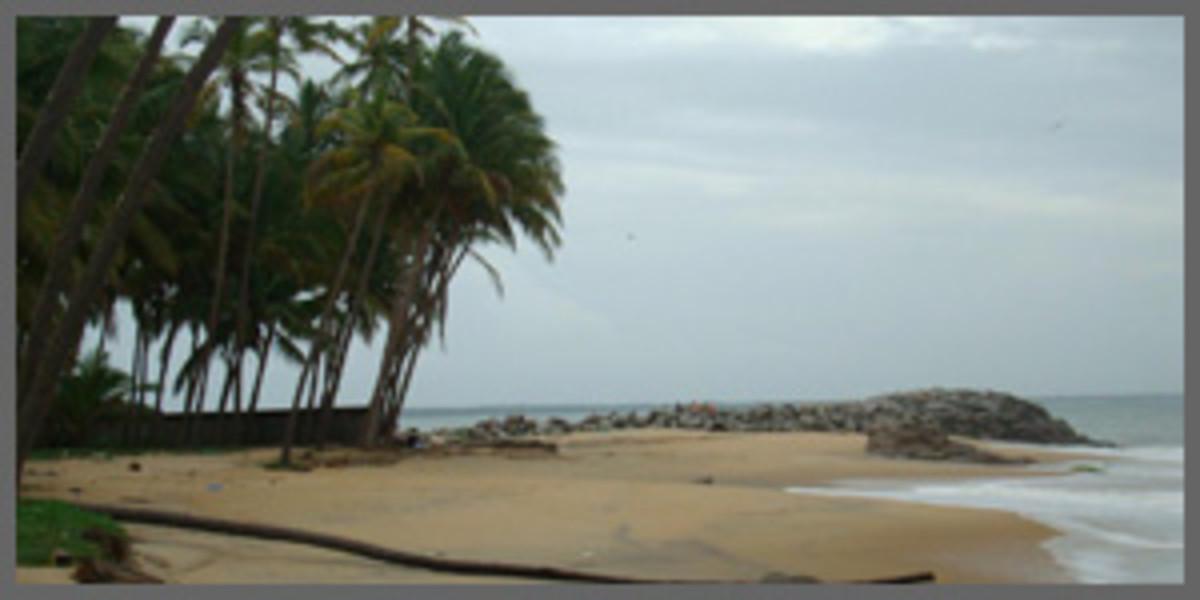 Padinjarekkara Beach