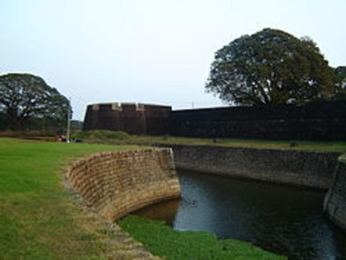 Tipu's Fort