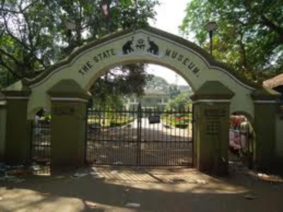 Kerala state Museum