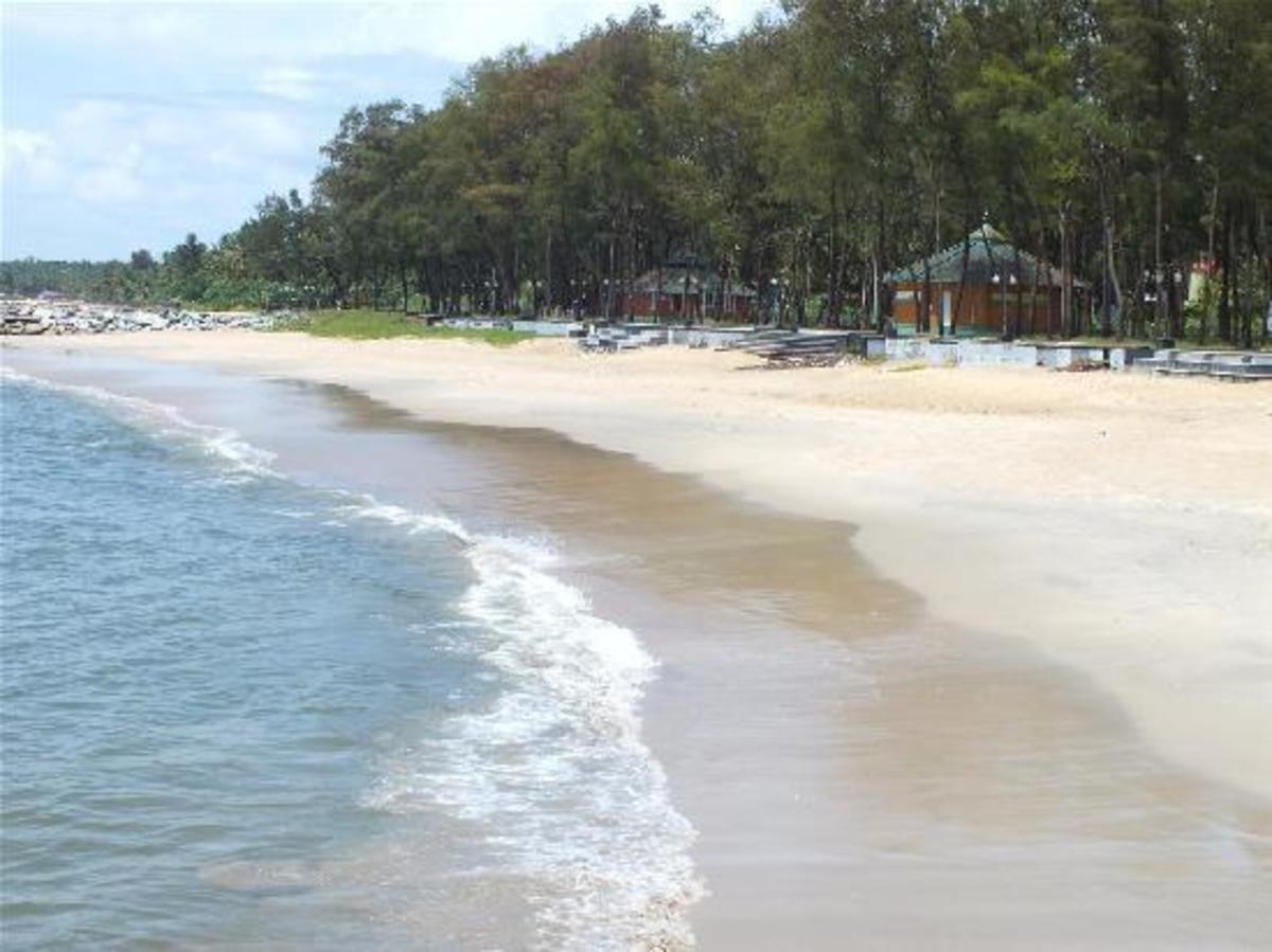Kappad Beach