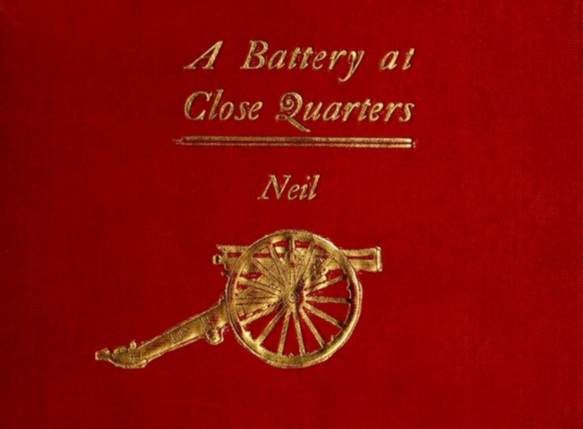 Being the Story of the Eleventh Ohio Battery At Iuka and Corinth.