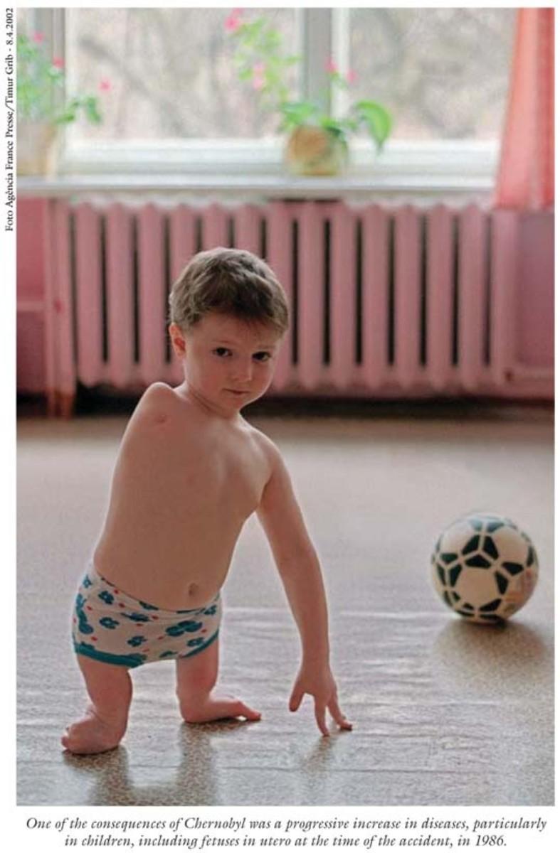 Children are still being born with birth defects