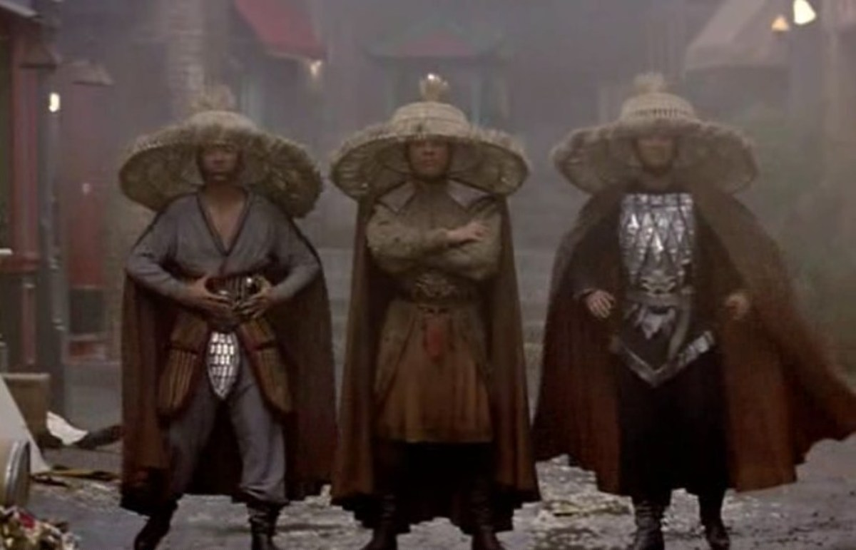 Big Trouble in Little China: A Cult Movie Classic