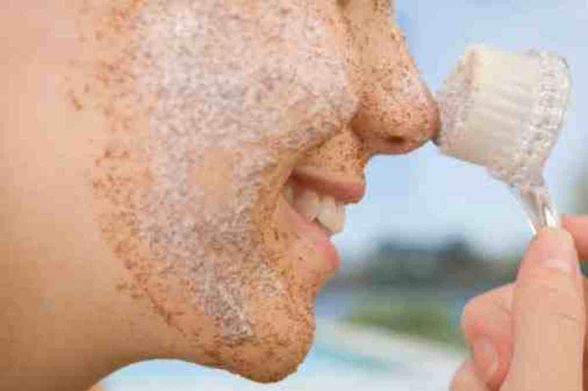 Give that skin a scrub!