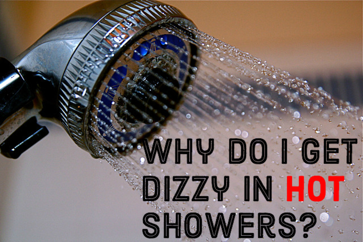 What is the Cause of Feeling Dizzy or Faint After a Shower?