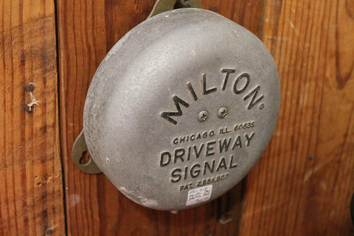 Driveway Bell