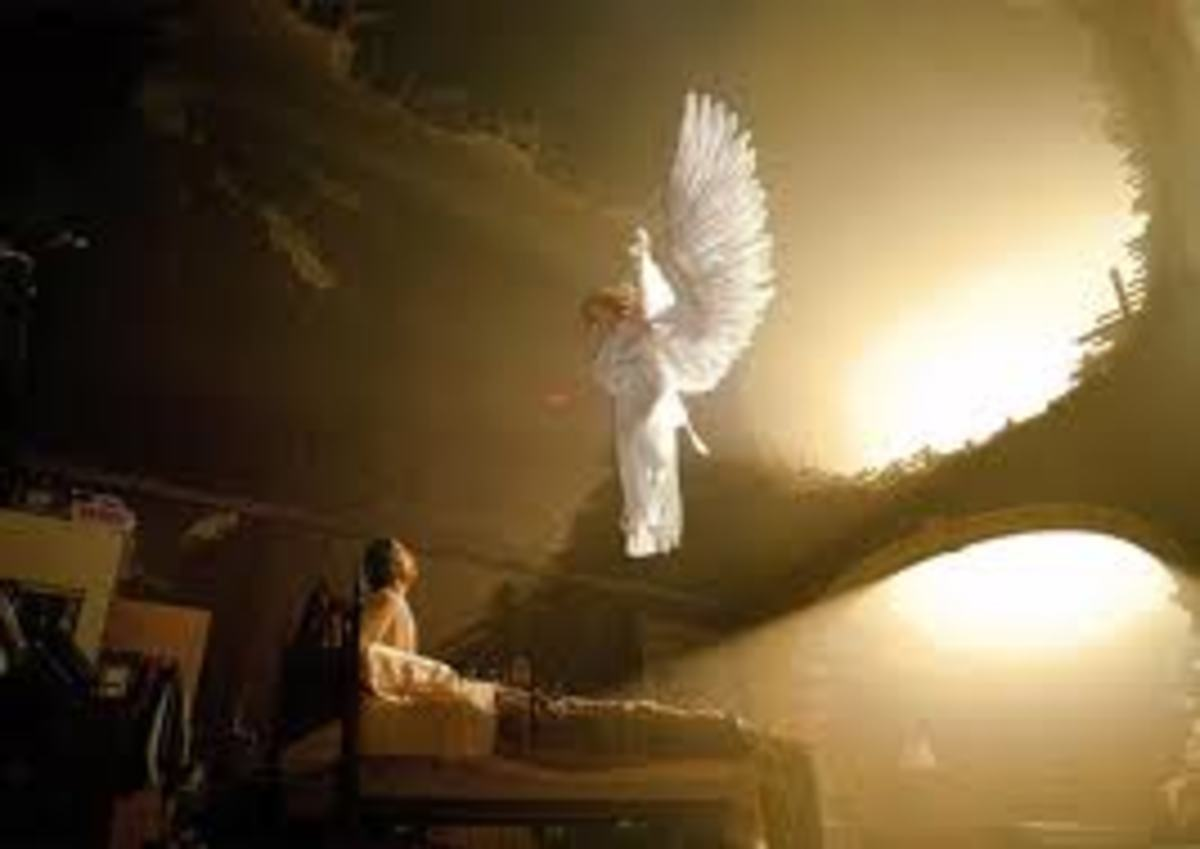 Angel Dream Meanings-Angel Dream Interpretation-Dream Interpretation