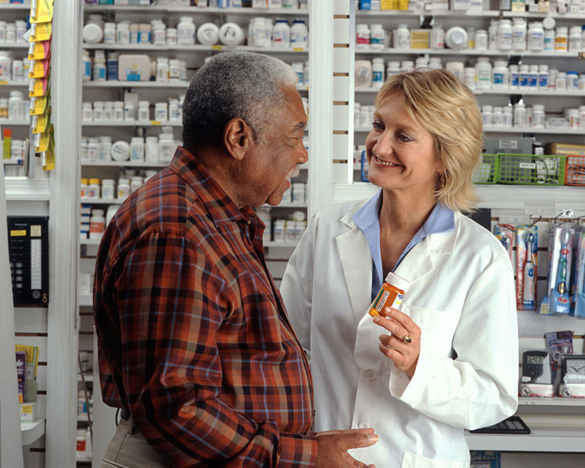 How does a pharmacy work?