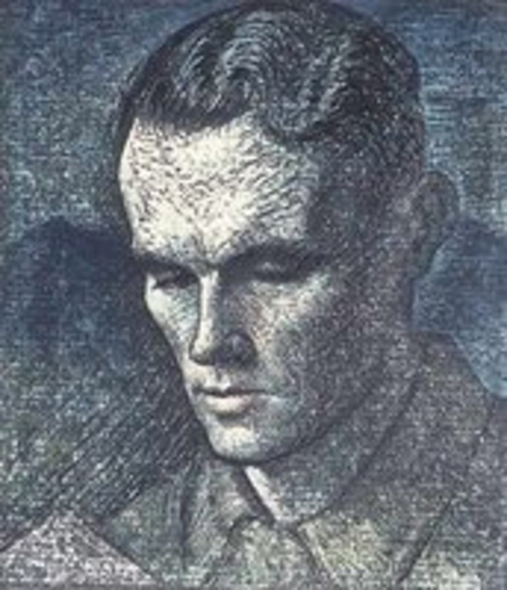 Alun Lewis, a Soldier Poet in World War II