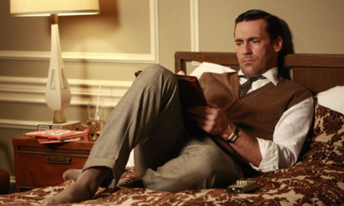 Mad Men Reading List