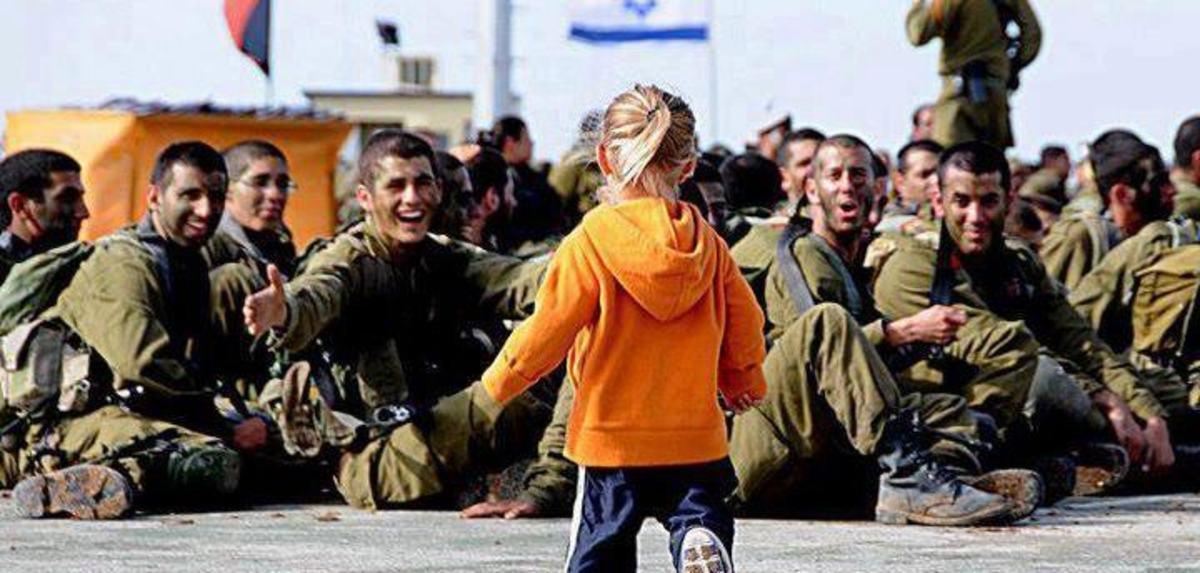 A Soldier's Child