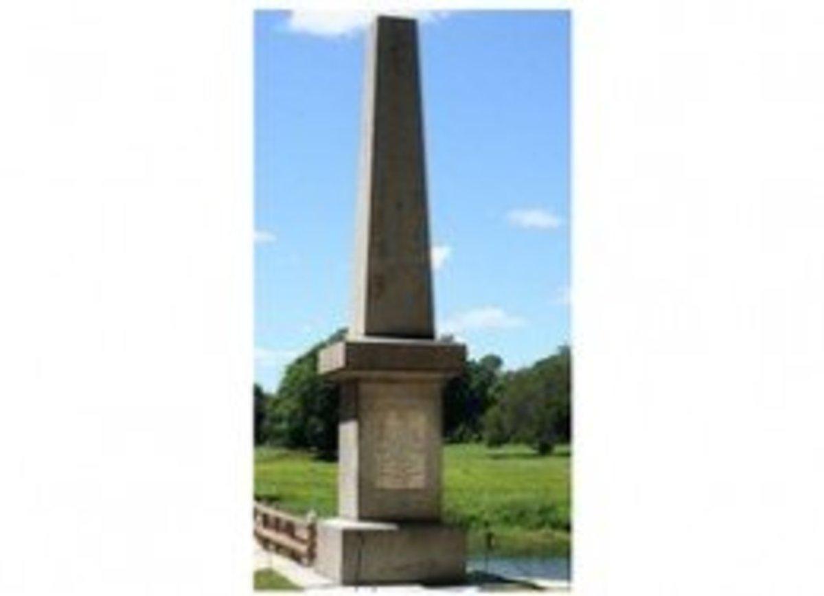 Memorial at Concord, Massachusetts