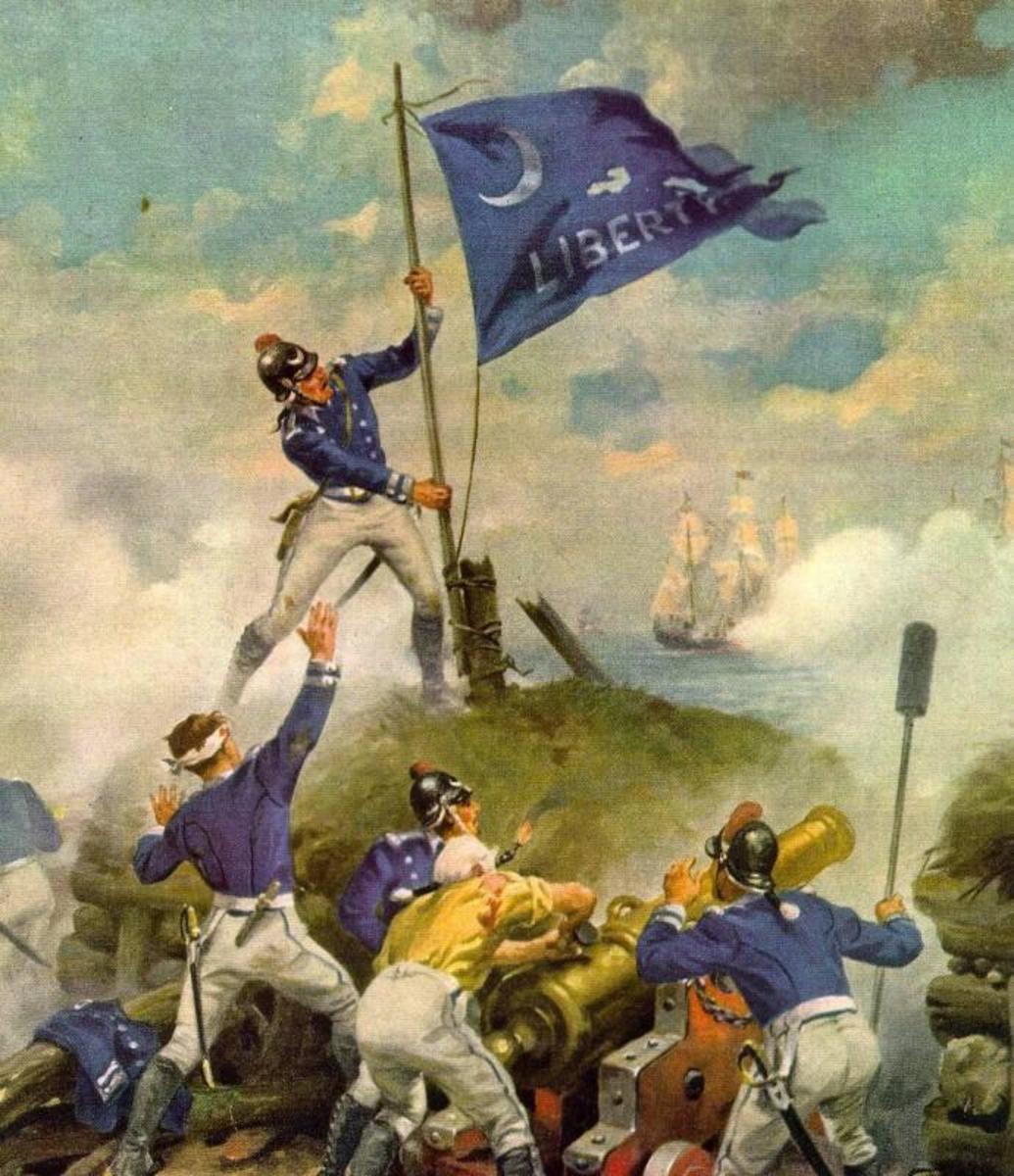 Civil War at Ft. Sumter