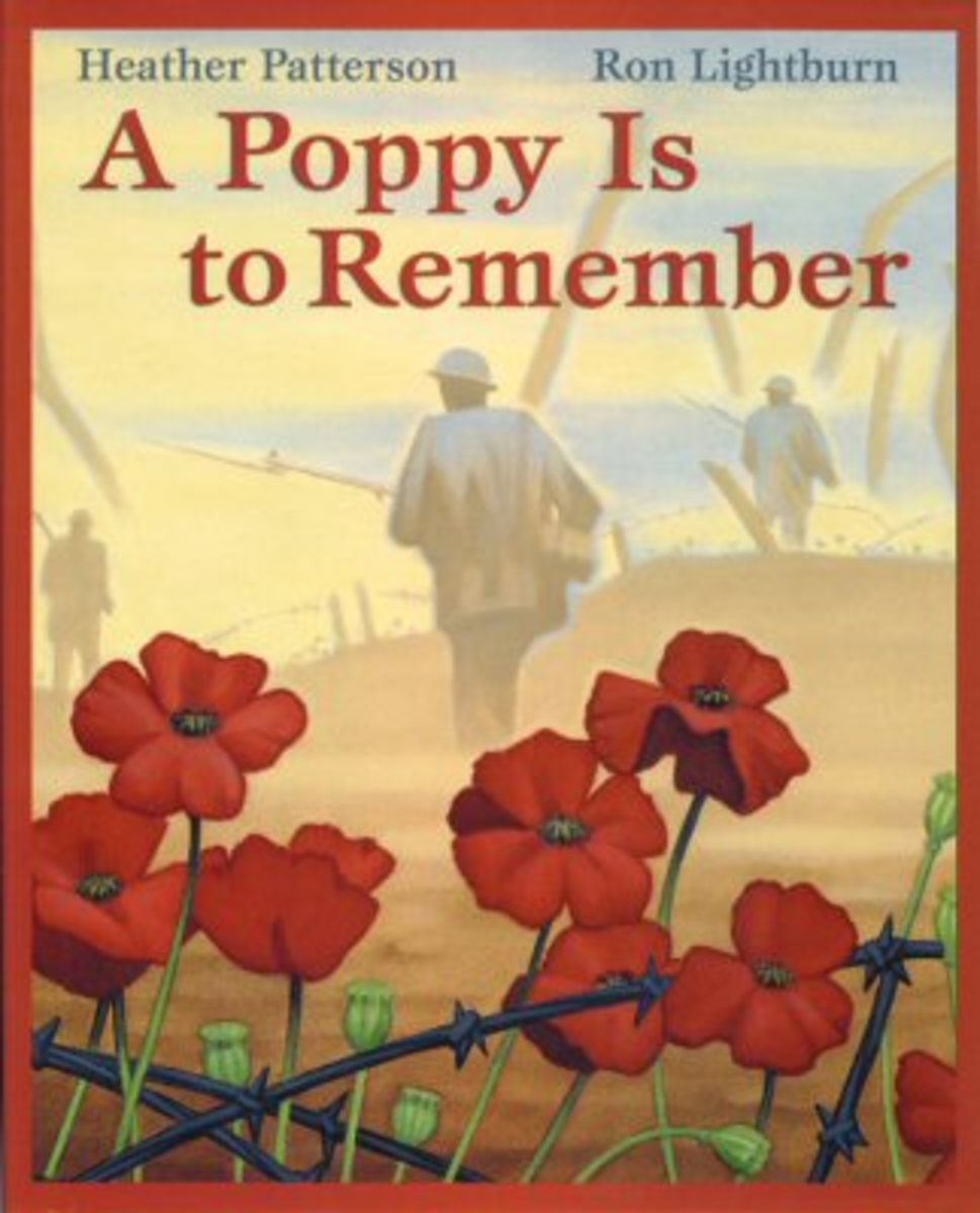 World War 1 Poppies