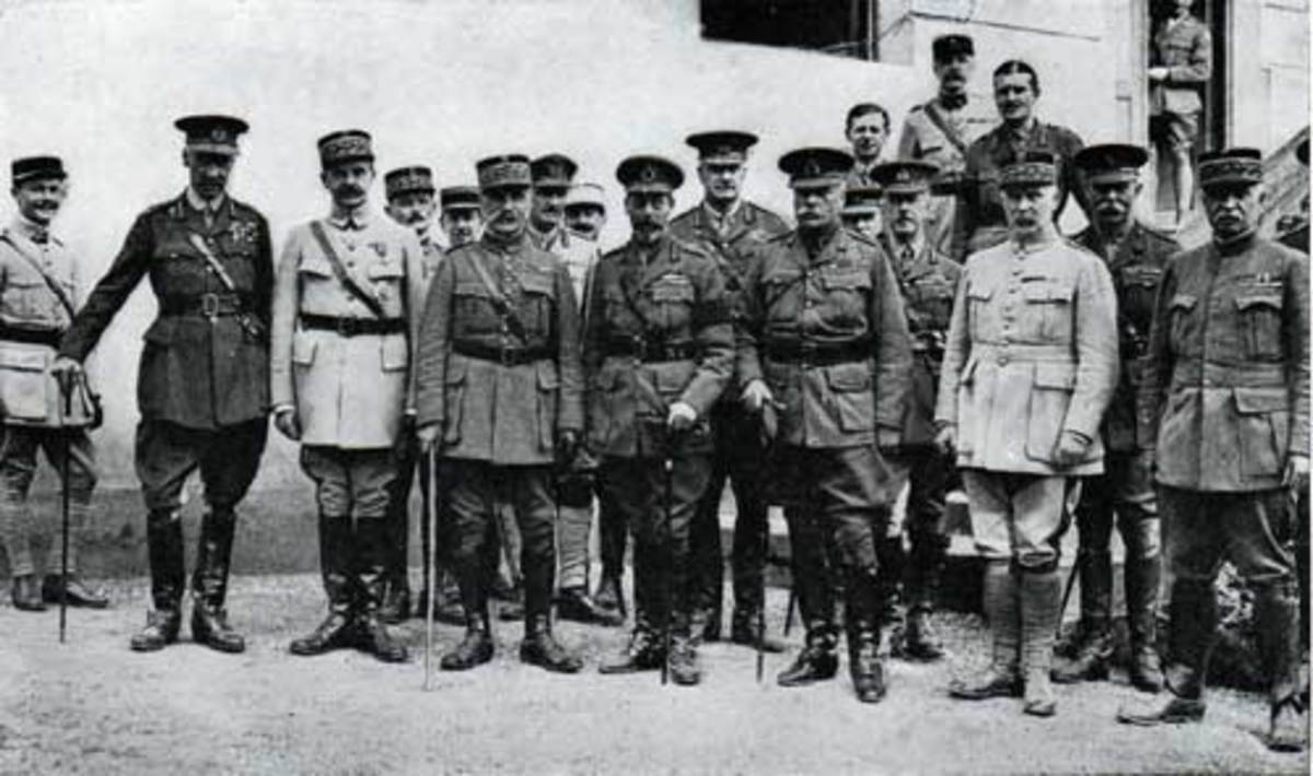 World War I Generals