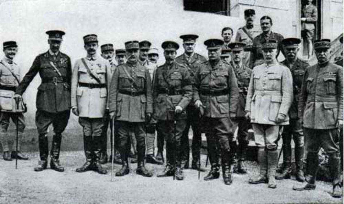 World War I Generals