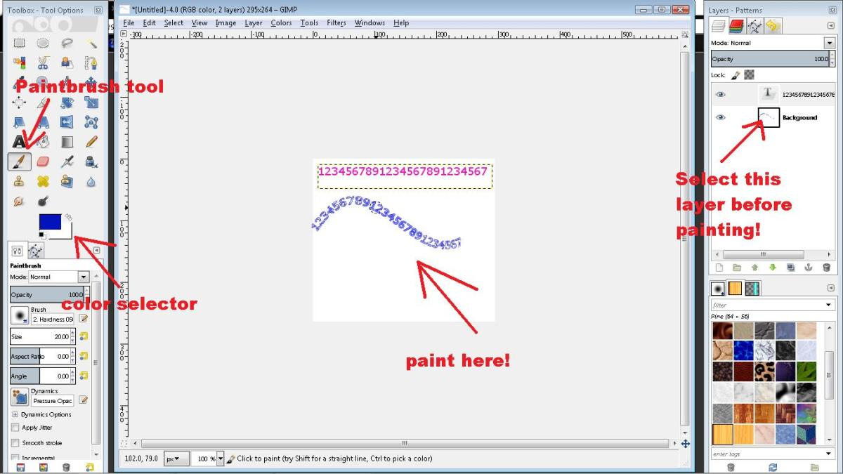 making-text-follow-a-path-with-gimp