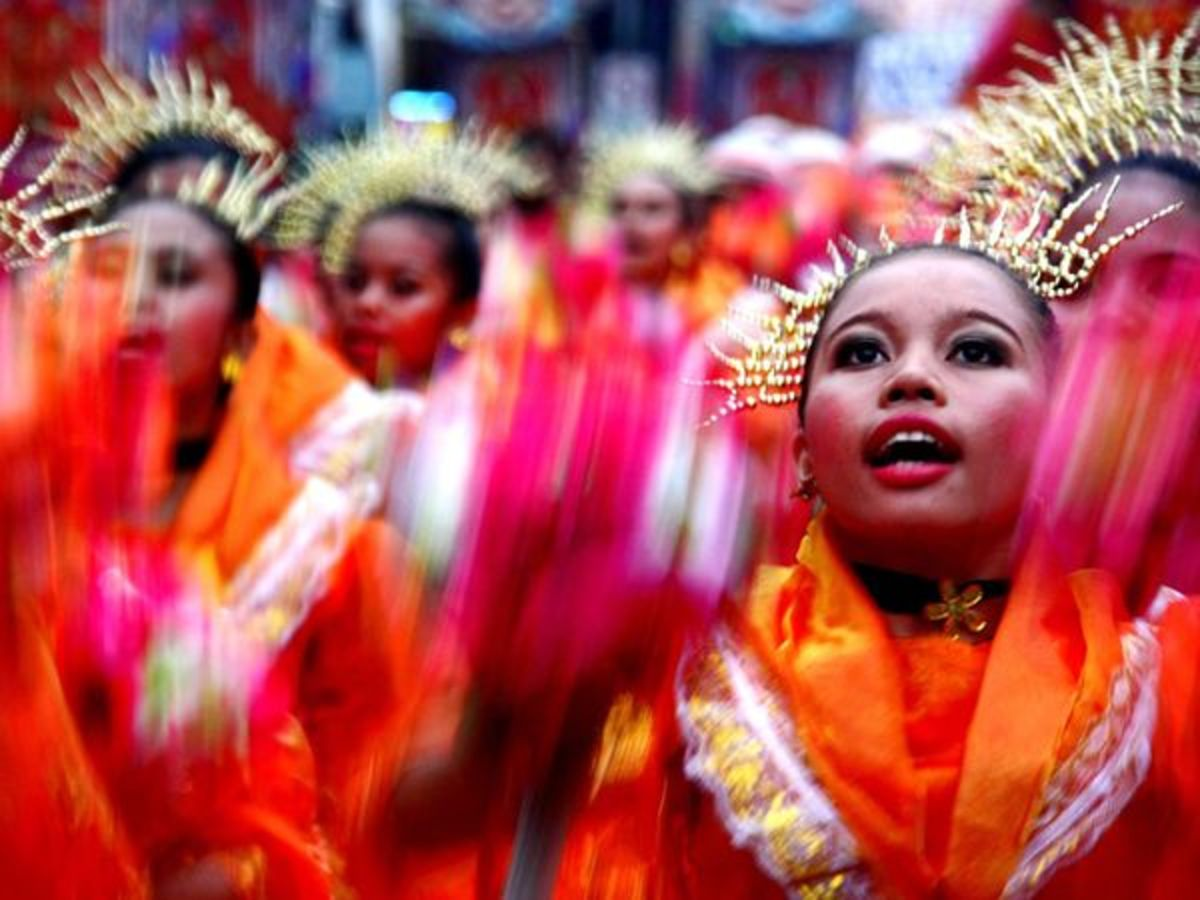 Sinulog Festival, Photograph by Harel Gur, My Shot