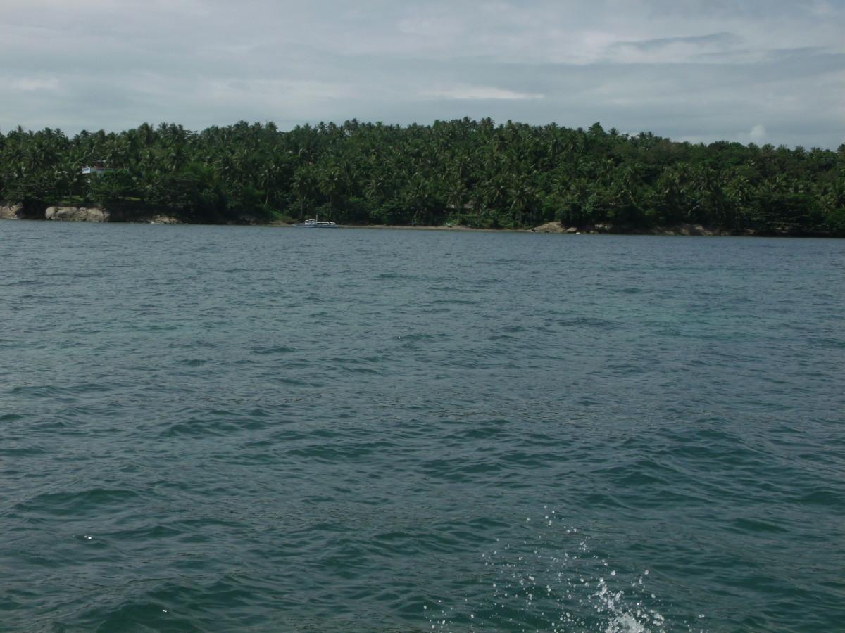 Pinamuntugan Island, Albay