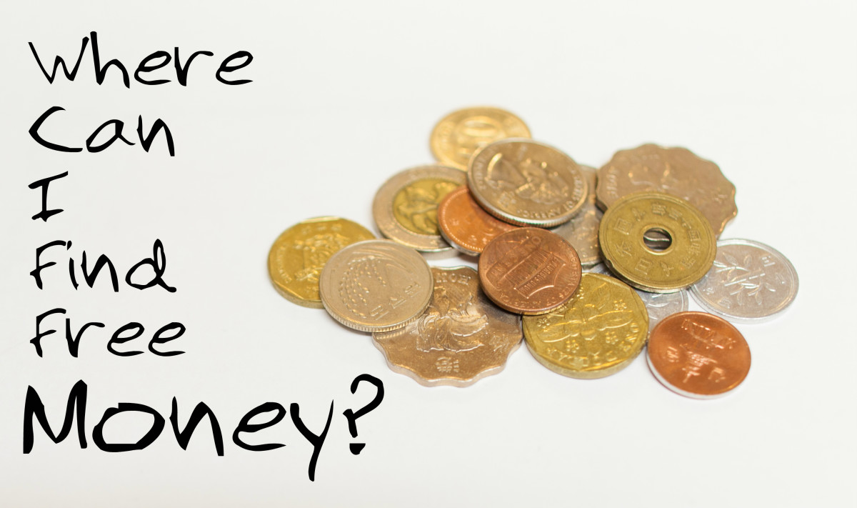 50 Places Where You Can Find Money