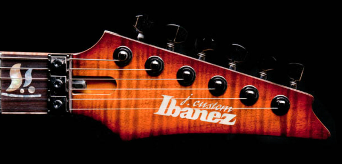 The Ibanez RG: Super Strat Shred Machine