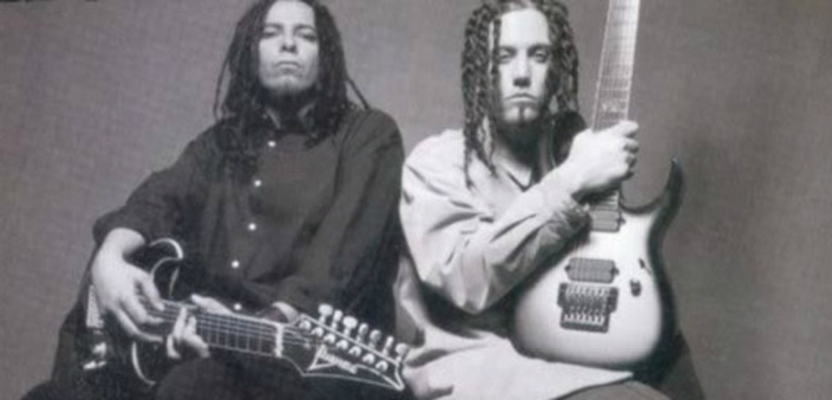 """Munky"" and ""Head"" of Korn"