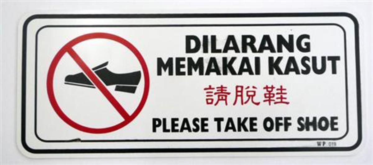 15 Signs You Have Lived In Asia