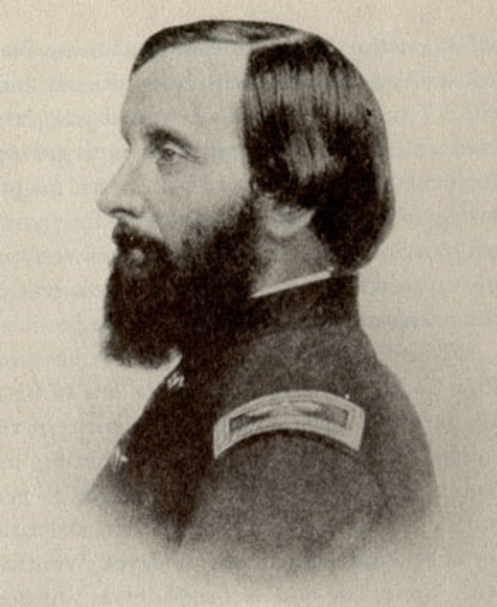 Photograph of Thomas Wentworth Higginson