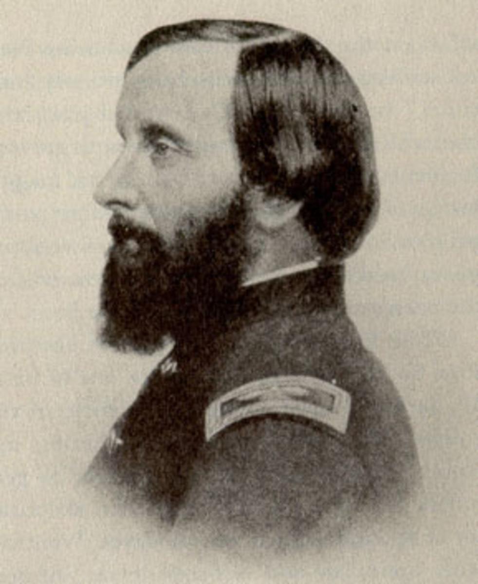 Photograph of Thomas Wentworth Higginson