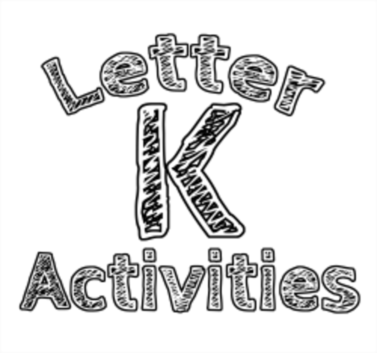 Letter K: Alphabet Activities for Kids