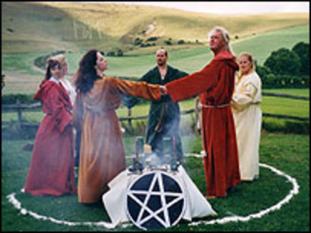 A Casting Circle