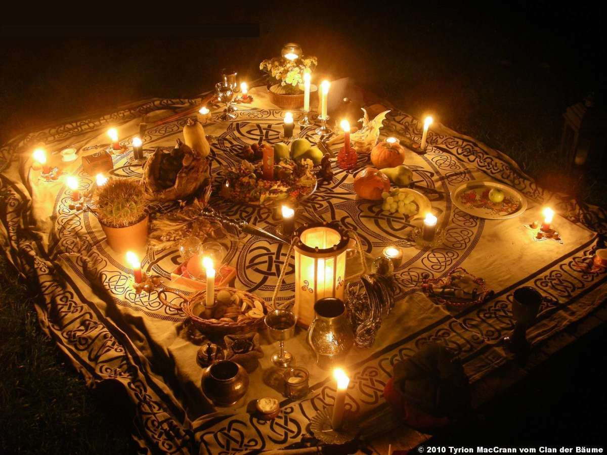 Mabon: The Ritual of the Autumn Equinox