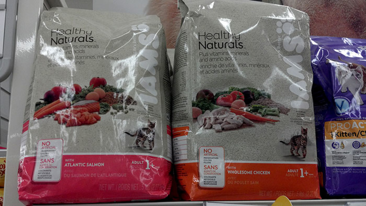"""Natural"" pet foods?"
